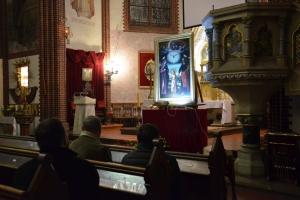 Nawiedzenie obrazu św. Józefa w Drezdenku