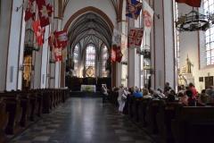 Atchikatedra sw. Jana  w Warszawie