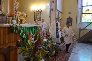 Święto NMP i dożynki parafialne